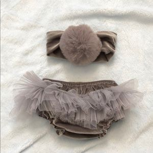 💕baby girl photoshoot prop outfit💕